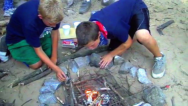 2007 Camp Horseshoe Summer Camp Highlights