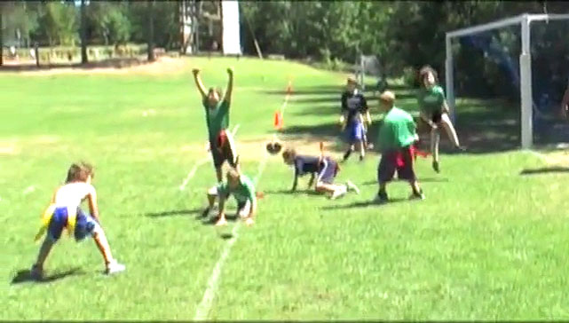 2012 Camp Horseshoe Summer Camp Highlights
